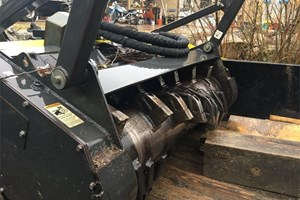 2017 Bobcat  Attachment-Logging